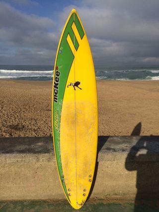 Tabla de surf Moor Mckee 6'6
