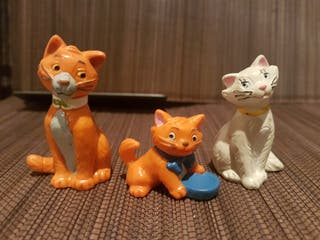 Figuras PVC Aristogatos Disney