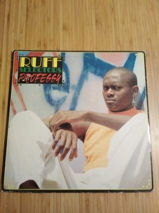 Vinilo Ruff selectors Professy reggae