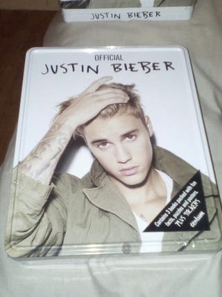 Justin Bieber Tin of Books, Centum Books,