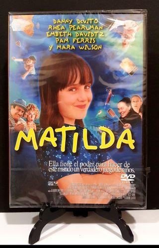 MATILDA FORMATO DVD NUEVO