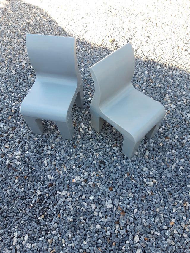 sillas niño Bronto chair. Richard Hutten