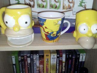 Simpsons mug's
