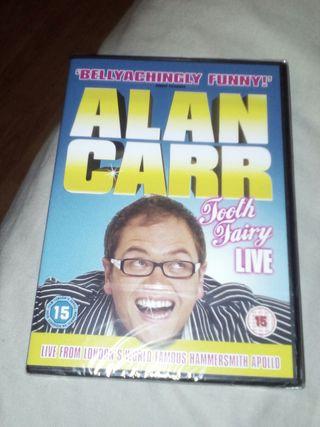 Alan Carr Live (DVD)