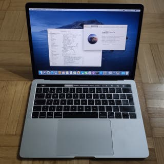Macbook pro 13 2018 touch bar