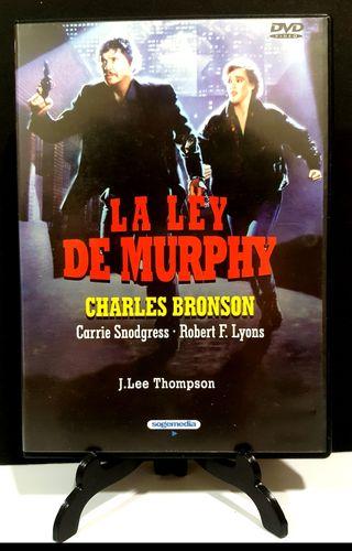 LA LEY DE MURPHY CHARLES BRONSON DVD