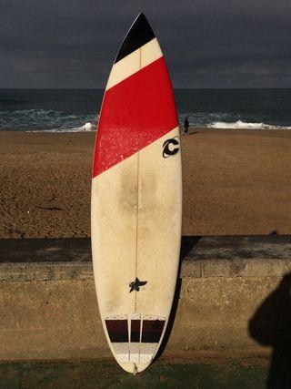 Tabla de surf Pukas Cabianca 6'1