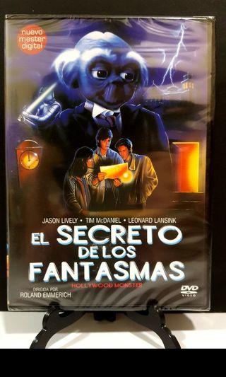 EL SECRETO DE LOS FANTASMAS CINE OCHENTERO DVD