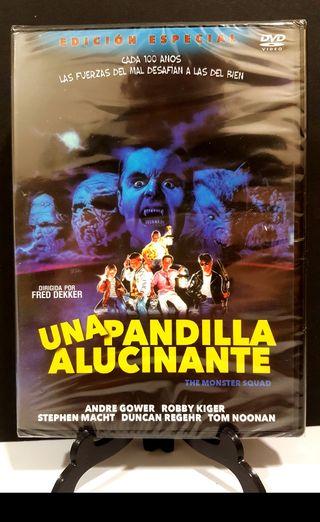 UNA PANDILLA ALUCINANTE DVD NUEVO PRECINTADO