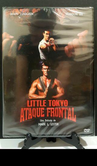 ATAQUE FRONTAL LITTLE TOKYO NUEVO DVD