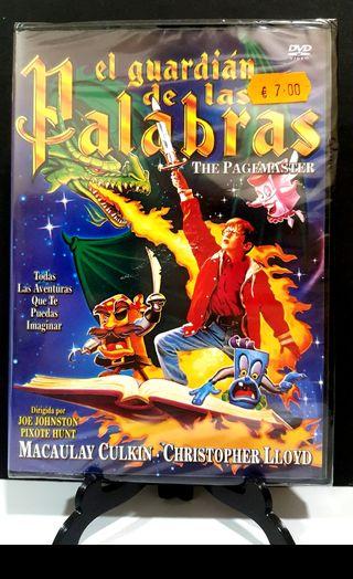 EL GUARDIÁN DE LAS PALABRAS MACAULAY CULKIN DVD
