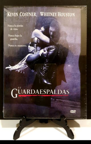 EL GUARDAESPALDAS WHITNEY HOUSTON DVD PRECINTADO