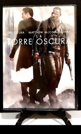 LA TORRE OSCURA DVD NUEVO