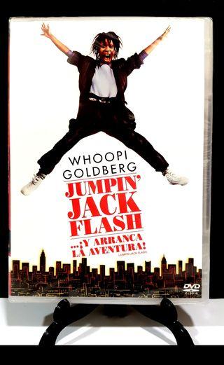 JUMPIN JACK FLASH DVD PRECINTADO
