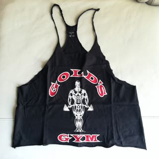Camiseta Gold's Gym