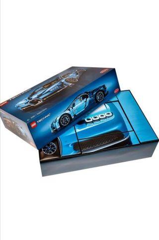Caja Lego Bugatti Chiron