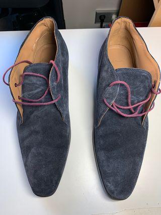 Zapatos De Gamuza Wilkinson