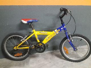 """Bici Conor 18"""" infantil"""