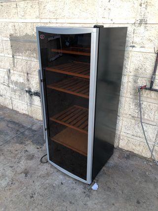 Vinoteca gran capacidad armario vertical