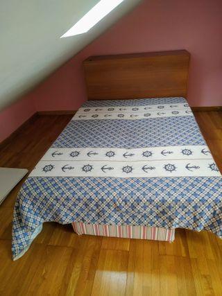 Sofá cama 135 cm