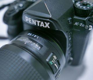 PENTAX K-1 Mark II 36, 4 Mp