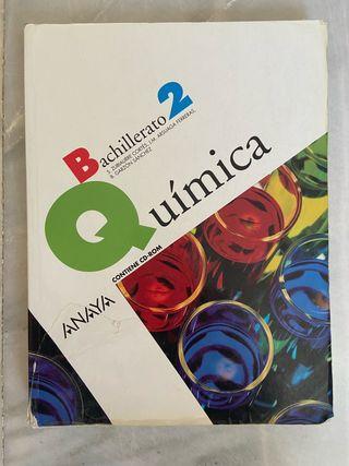 Libro segundo bachillerato Anaya