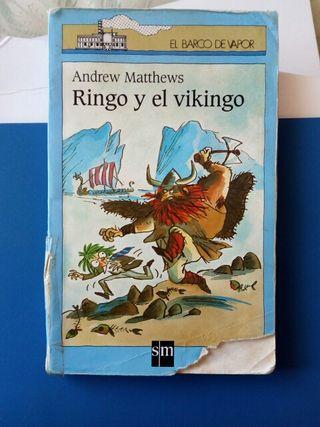 Ringo y el vikingo