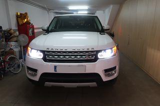 Land Rover Range Rover HSE 7P