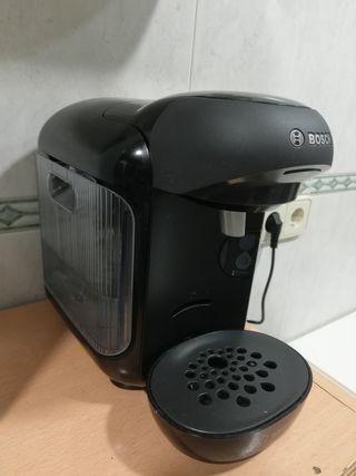 Cafetera de cápsulas de segunda mano en Móstoles en WALLAPOP
