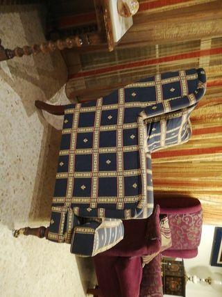 sofas antiguos de pata de madera