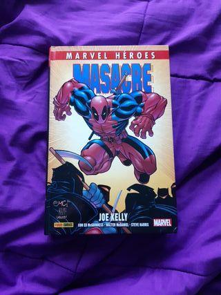 Masacre/Deadpool Marvel Héroes
