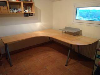 Escritorio / mesa IKEA (2x2m oficina/casa)