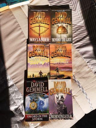 Lote libros literatura fantástica en inglés