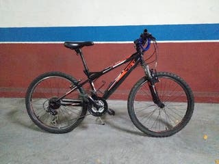Se vende bicicleta de 24 pulgadas