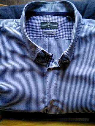 camisa Roberto Verino.
