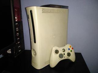 Xbox 360 con 120GB + 3 Juegos Gratis