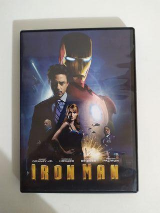 Iron Man la película