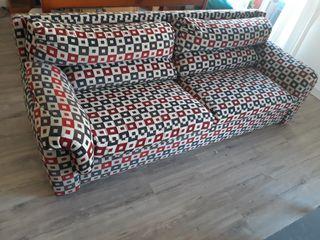 Sofá de tela diseño