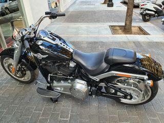 Harley Davidson Fatboy 2018