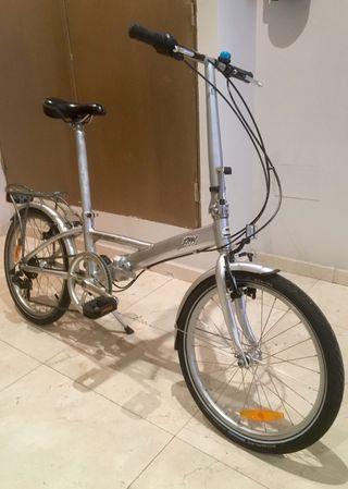 Bicicleta plegable Conor Zippy/Dahon
