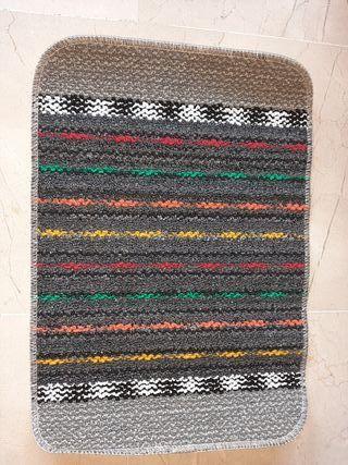 alfombra antideslizante a estrenar