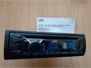 Autoradio JVC KD-R441