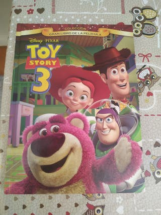 libro toy story 3