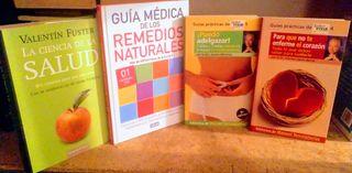 lote libros salud