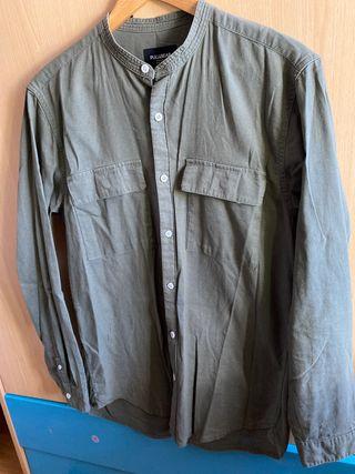 Camisa Denim Pull&Bear
