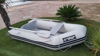 auxiliar para barco neumática y motor