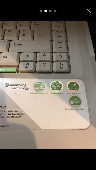 Acer laptop 5715Z