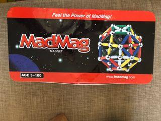 Juego Magnético para construir formas.
