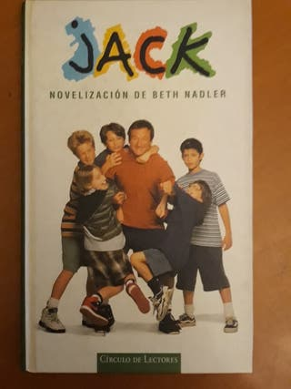 'Jack', novelización de Beth Nadler