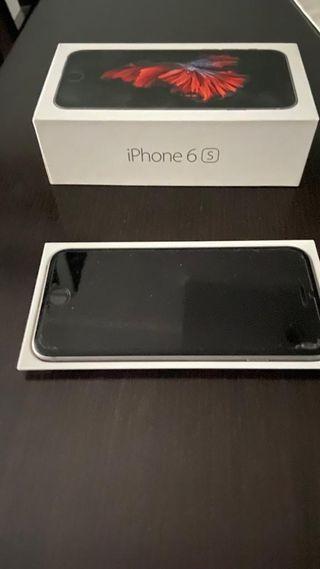 Iphone 6s negro 64 GB